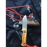 Cuchillo Miguel Nieto YESCA Mini 1048-O Olivo, Cuchillo de Supervivencia Que hará Las delicias de Expertos e iniciados, su...