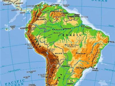 como leer coordenadas geograficas en un mapa