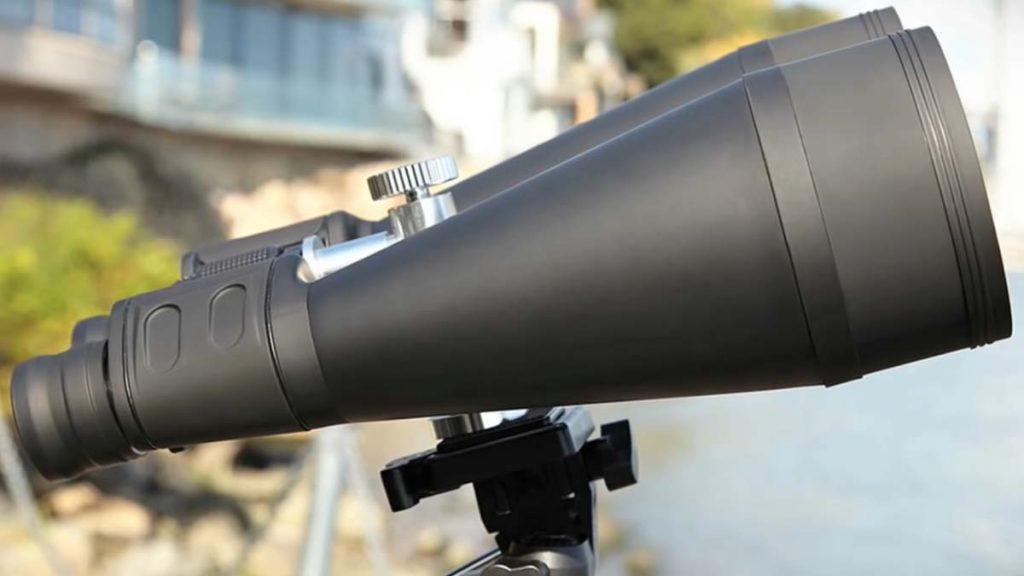 prismáticos astronomía