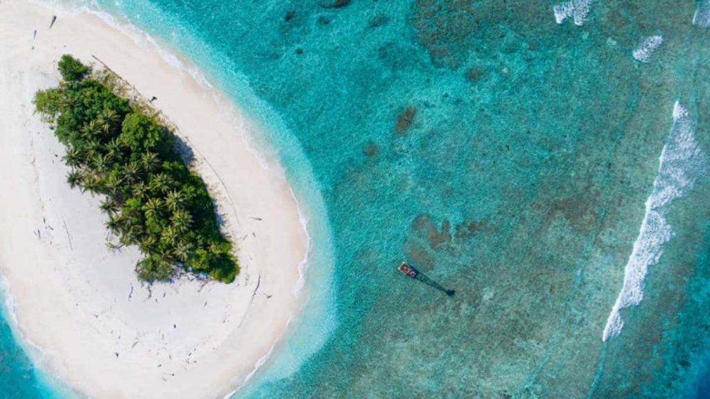 islas desiertas